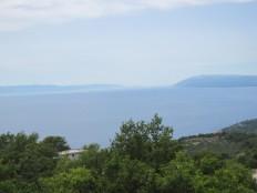 Tučepi Gornje-kuća sa pogledom na more